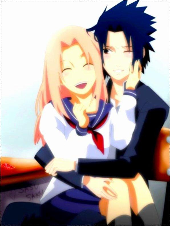 Sasuke sakura rencontre fic