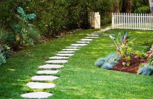 lisashervas articles tagged Simple Garden Designs