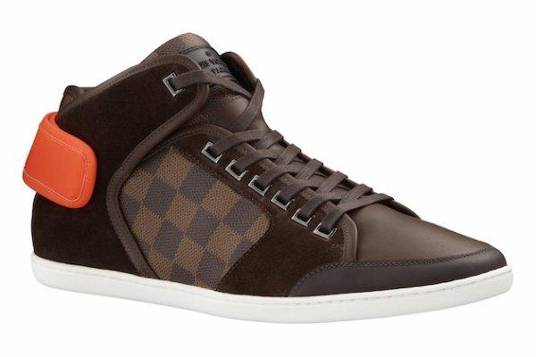 Wholesale New arrival trend gray high men's canvas shoes size:39
