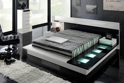 modern bed design bedroom - Nicest Bedroom In The World