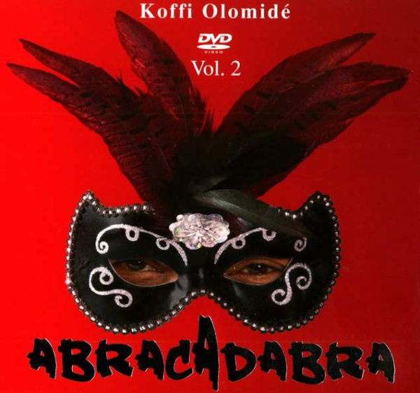 Abracadabra Vol.2 DVD