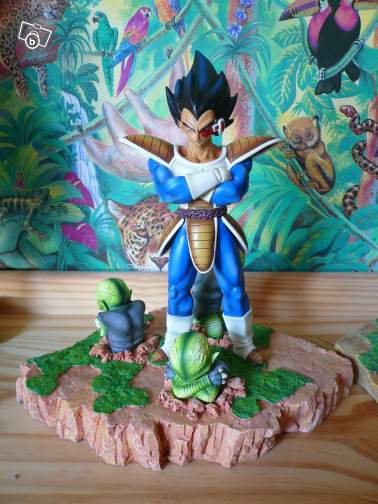 Decor Dragon Ball Salle Du Temps