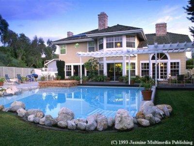 Blog de nihal 8 lashe tei coms svp for Maison de reve moderne avec piscine
