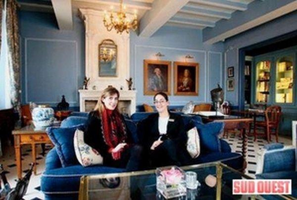 a saint martin de r l hotel de toiras decroche la cinquime etoiles le gros delire d une mamie. Black Bedroom Furniture Sets. Home Design Ideas