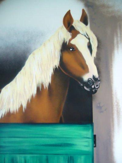 Articles de harddeco tagg s d coration chambre cheval for Decoration chambre cheval
