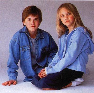 Haley Joel Osment And Emily Osment Haley Joel Osment