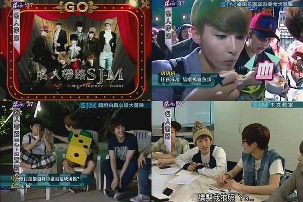 SJ-M - Celebrity Tour Guide