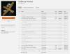 Tracklist de X (en pr�commande ce Lundi sur Itunes)