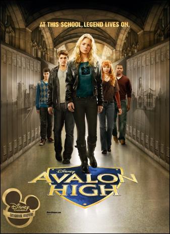 ★ ★ ★ ★ ☆ / Avalon High, un amour l�gendaire
