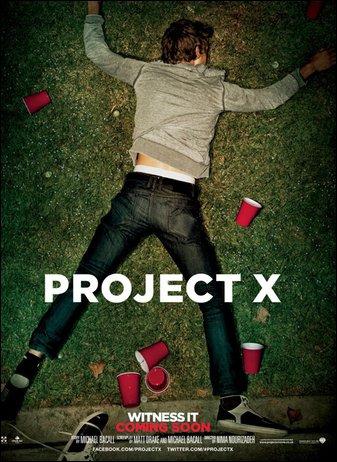 ★ ★ ★ ☆ ☆ / Projet X