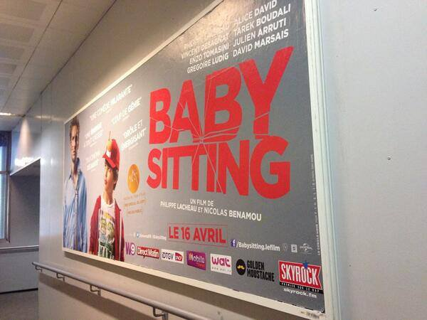 Cin�ma: Babysitting