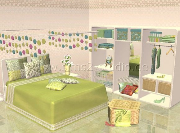 Sims 2 d cos chambres de bambins enfants et for Sims 3 chambre bebe