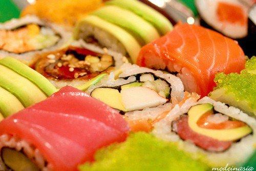 La nourriture japonaise for Poisson japonais nourriture