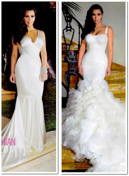 Kim Kardashian Mariage Kim Kardashian d Couvrez sa
