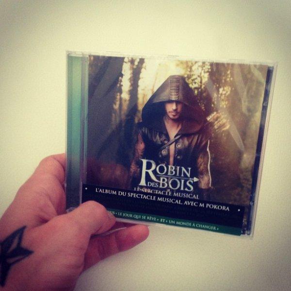 album robin des bois  tendance et pokora ~ Cd Robin Des Bois