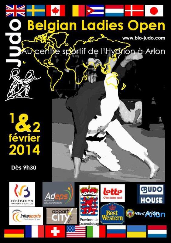 Invitation Le Tournoi Quot Belgian Ladies Open 2014 Quot Centre