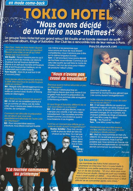 # 9519 ~ Prinz16's News  L'actualit� du 19 d�cembre 2014