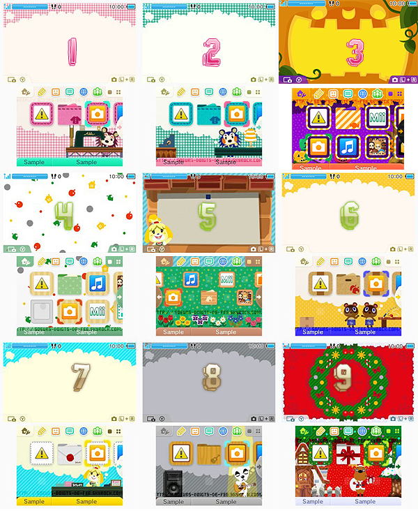 Les th mes animal crossing new leaf l 39 atelier des soeurs for Agrandissement maison animal crossing new leaf