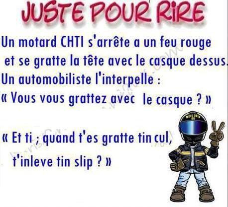 Humour chti blog de blue moonshine - Image drole de motard ...