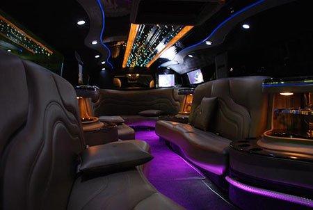 L 39 interieur d 39 une limousine blog de ndakhtetkt for Interieur limousine