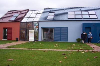 Permis de construire 4 4 devis de maison saint germain for Extension maison 40m2 permis de construire