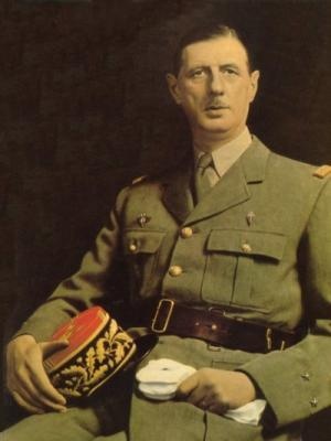 a biography of charles andre marie joseph de gaulle Charles andré joseph marie de gaulle (november 22, 1890 – november 9, 1970) was a french general and statesman who led the free french forces during world war ii and later founded the french fifth republic and served as its first president.