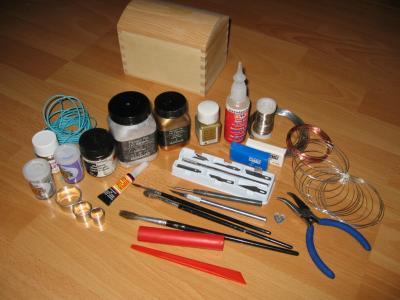 Les outils n�cessaires pour commencer...