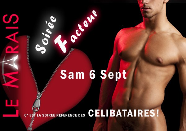 SOIREE FACTEUR LOVE> 6/09/14