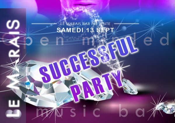 SUCCESSFULL PARTY >13/09/14