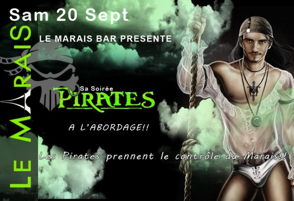 PIRATES PARTY>>>20/09/14