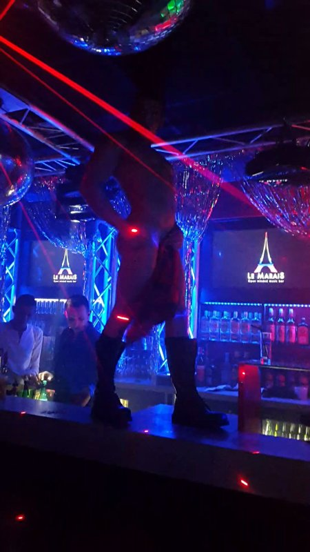 SHOWS STRIPPER BY SOFIANE> 11/10/14