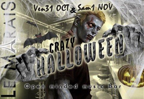 CRAZY HALLOWEEN> 31/10/14