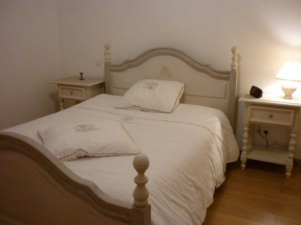 chambre a coucher suite la renovation de meubles sans