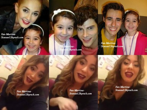 ∞Paris Match~U-Mix Show~En Vivo~KCA Mexico~Violetta2~Baccigalupo∞