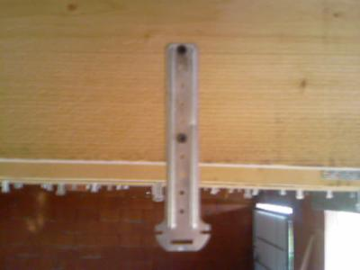 Suspente plafond