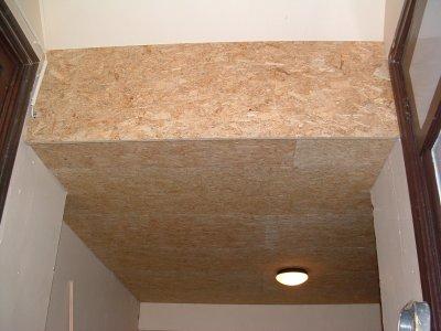 Poncer plafond sans poussiere model devis batiment for Poncer un plafond