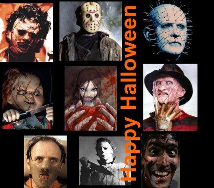 Freddy Vs Jason Vs Chucky Vs Michael Myers Vs Pinhead Pinhead  Michael Myers
