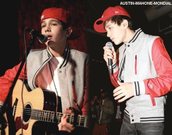 26 Novembre 2011 - Premier Concert. ♥