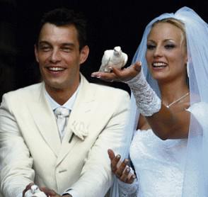 Elodie gossuin bertrand lacherie mariages de stars - Elodie gossuin et bertrand lacherie ...