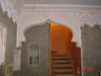 Decoration platre beldi bien venu chez obega for Decoration par platre