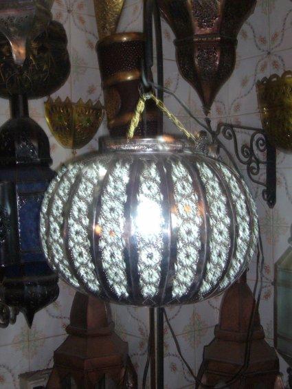 23 lustre plafonnier marocain fer forge lampe suspension les meilleurs artisanat des maroc. Black Bedroom Furniture Sets. Home Design Ideas