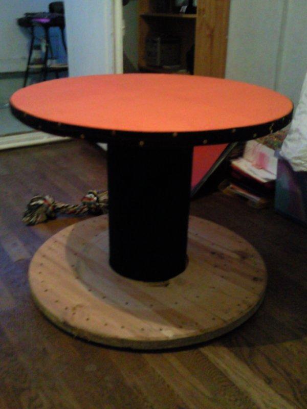 touret customiser en table basse c pa fini blog de. Black Bedroom Furniture Sets. Home Design Ideas