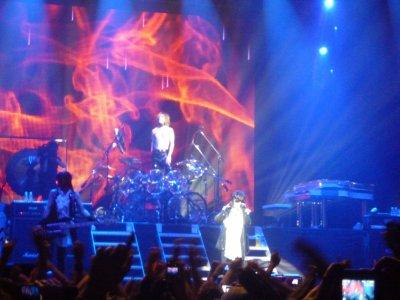 X-JAPAN Live Z�nith de Paris 1er Juillet 2011 et Japan Expo Concert Zenith 01 07 2011