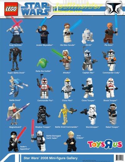 Quelque personnages lego star wars blog de clonnes66 - Lego star wars personnage ...