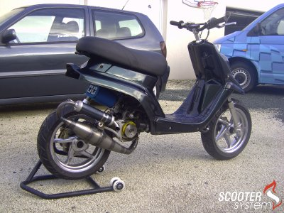 mbk booster spirit liquid cooled mhr 86cc photo 2 blog de scooter 21. Black Bedroom Furniture Sets. Home Design Ideas