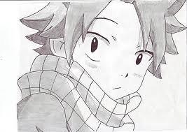 Comment dessiner natsu facilement - Dessiner un manga facilement ...