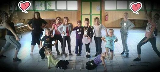 Le groupe de petites 2015