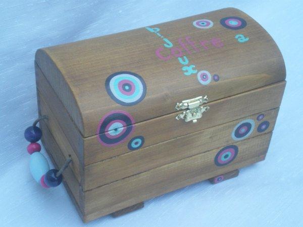 jouets bois coffre bijoux jouets et petits mobiliers. Black Bedroom Furniture Sets. Home Design Ideas