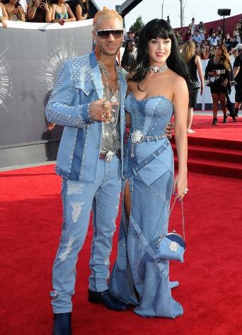 Les looks des VMA: IN ou OUT ?