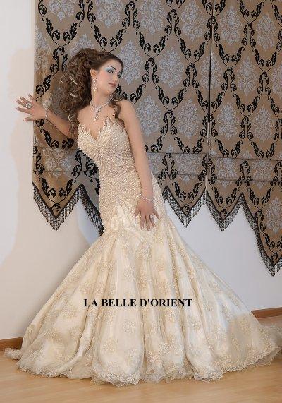 Location Robe de mariée tunisienne - keswa- robe de princesse - LA ...